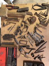 More details for job lot of vintage tools.