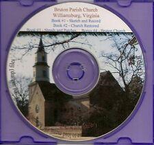 Historical Sketch of Bruton Church, Williamsburg Va