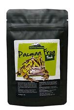 Reptile World Pacman Frog Food 75g - Horned Frog, Pixie, Bull, Amphibian Diet