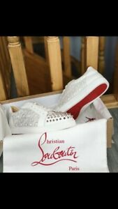 Christian Louboutin Trainers Size 5
