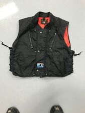 Vanson Leathers Streamliner Insulated Vest Size 46