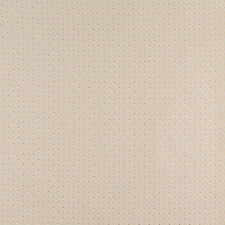 D355 Beige And White Shell Woven Jacquard Upholstery Fabric By The Yard