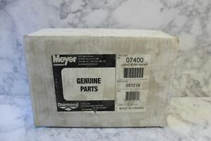 07400 03-06 Chevy GMC Meyer Nite Saber Headlight Adapter Module Kit DRL