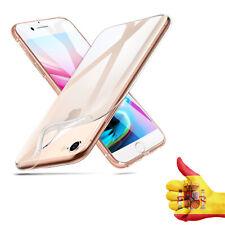 Funda Gel TPU Transparente Antigolpes para iPhone 7 / 8 🌟🌟MÁXIMA CALIDAD🌟🌟