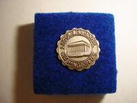 Lincoln Memorial Vintage Lapel Pin