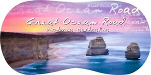 Great Ocean Road Glasses Case Neoprene w/ Belt Clip Tourism Souvenir Victoria