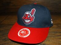20847B / New CLEVELAND INDIANS  Baseball Player Snapback CAP ~ Hat / NWT retro