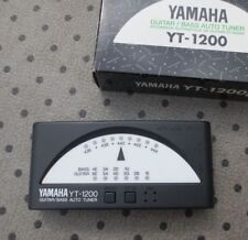Yamaha YT-1200 Guitar/Bass Auto Tuner                                        *12
