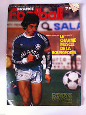 France Football du 31/3/1981; Nantes-Bordeaux/ Boyron l'étranger/ Ceulemans