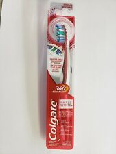 Colgate 360 Advanced Optic White soft souple Manual Toothbrush