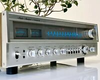 Studio Standard Fisher RS-1058 Vintage Monster Receiver new Serviced,Revidiert
