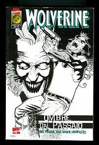 Logan Shadow Society GN -- 1997 Marvel ITALIA -- Wolverine 100 Page Italy
