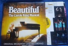 BEAUTIFUL The Carol King Musical. Souvenir Package. New.