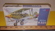 1/72 KP AVIA B.534 AIRPLANE MODEL KIT SEALED