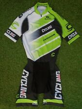 New Cannondale Sugoi Cycling Bike Time Trial Triathlon Aero Speed Skin Suit ~ M
