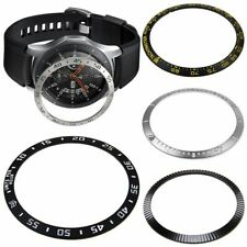 Antiscratch Metal Case Bezel Ring Adhesive Cover  For Huawei watch GT2 46mm