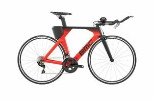 BMC TIMEMACHINE 02 TWO 105 M Short  2020 Super Red TT Triathlon  Carbon Bike 11S