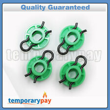 4*Front Green Window Regulator Roller For Saab 9-5 9-3 900 4493433