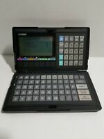 Vintage Casio Digital Diary calculator SF-4000 Tested & Working