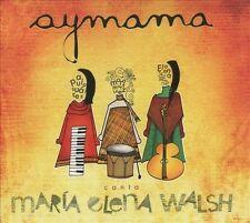 Canta a Maria Elena Walsh, New Music