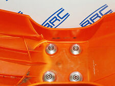 KTM Front Fender Fastening System. BRC Solution is 4 Special Billet Washers