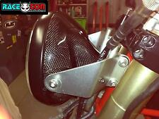 ducati monster S4 S2R S4R S4RS carbon fibre headlight shell. fiber