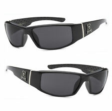 Choppers Sunglasses Motorcycle Riding Glasses UV400 Skull Choppers Logo