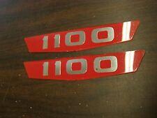 NOS OEM Ford 1963 1964 F1100 Large Truck Emblems Ornaments Badges