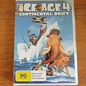 Ice Age Continental Drift DVD R4 -  FREE POST~