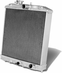 Replacement Upgrade for Honda Civic 3-Row Full Aluminum Racing Radiator EG EH EJ