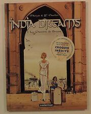 India Dreams 1 JF Charles Casterman EO