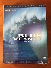 NEW - THE BLUE PLANET: Seas of Life DVD, 5-Disc Set, Special Edition BBC SEALED
