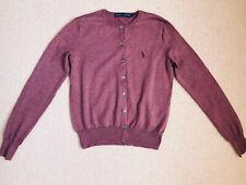 Ralph Lauren Mauve Colour Cardigan Size Small