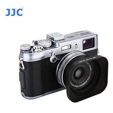 NEW JJC LH-JX100F Lens Hood For Fujifilm X100F X100T X100S X100 X70 Black FUJI