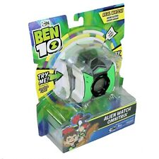 Ben 10 Alien Watch Omnitrix Cartoon Network Alien Sounds & Light - Brand New