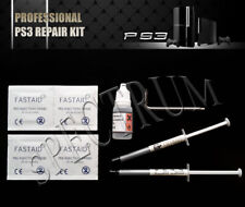 PROFESSIONAL PS3 YLOD REPAIR KIT. SILVER (same day dispatch)