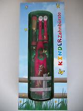 Elektrische Kinder Zahnbürste – batteriebetrieben – Pferd Motiv
