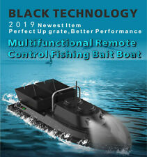 Smart RC Bait Boat Toy Double Motor Fish Detector Boat Remote Fishing Tools 500m