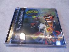 Crash Bandicoot WARPED ( Sony PlayStation 1, PS1 ) Black Label Free 3 Day