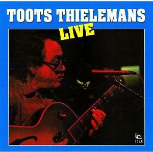 Toots Thielemans - Live [New CD]