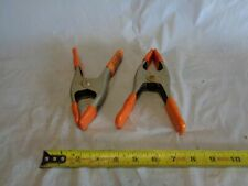 PAIR - PONY 3202 Spring Clamp - Made in USA  (MX0925-4)