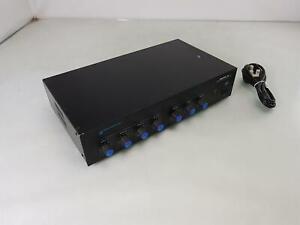 Mustang Communications Maestro 30 Integrated 30 Watt Mixer Amplif