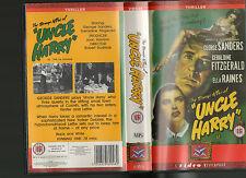 STRANGE AFFAIR OF UNCLE HARRY, 1945, George Sanders: VHS cassette, little used ^