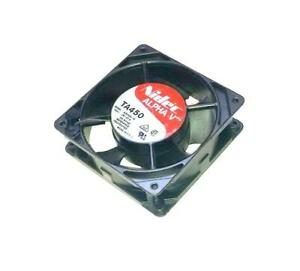 Nidec Alpha V  TA450  A30122-10  AC Cooling Fan 115 VAC 50/60 Hz Made in USA