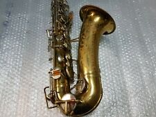60's BUESCHER ARISTOCRAT 400 ALT / ALTO SAX / SAXOPHONE - made in USA