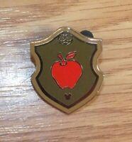 Disney 2018 Hidden Mickey - Princess Crest Emblem Snow White Collectible Pin