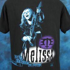 vintage 90s MELISSA ETHERIDGE YES I AM CONCERT T-Shirt M/L tour blues rock folk