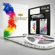 RGB LED Home Theater Accent Lighting Kit - SLR ColorBloom PLUS Bundle