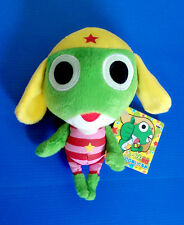 RARE BNWT Banpresto 15cm Keroro Gunsou in Pink Stripes plush toy doll