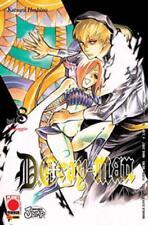 PM0618 - Planet Manga - D Gray Man 8 - Ristampa - Nuovo !!!